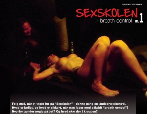 Breath control på skemaet | Sexskolen