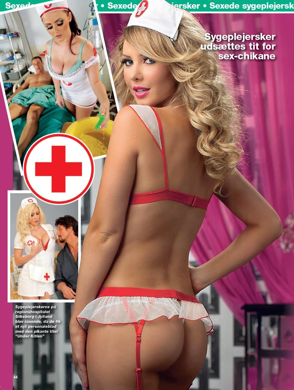 sygeplejesker-sexede-hvidt